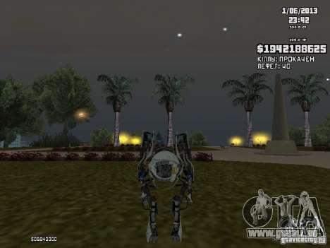 Atlas pour GTA San Andreas deuxième écran