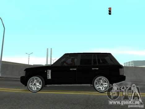 Luxury Wheels Pack pour GTA San Andreas septième écran