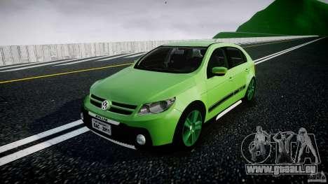 Volkswagen Gol Rallye 2012 v2.0 pour GTA 4