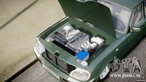 GAZ 31105 für GTA 4 rechte Ansicht