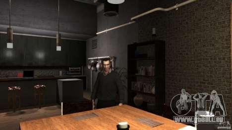 Maison chandail avec col pour GTA 4