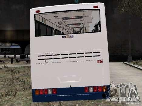 NefAZ-5299 10-15 für GTA 4 rechte Ansicht
