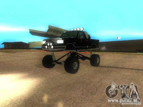 Ford F150 Off-Road pour GTA San Andreas