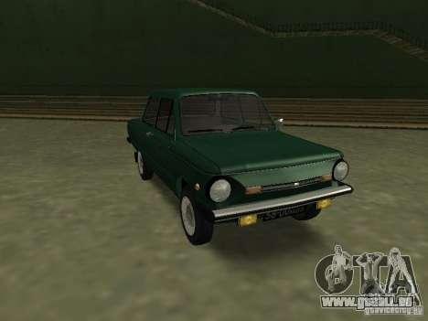 ZAZ-968 m für GTA San Andreas