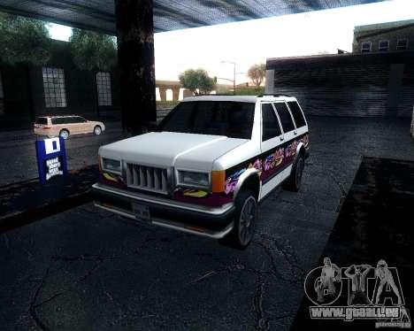 Landstalker für GTA San Andreas