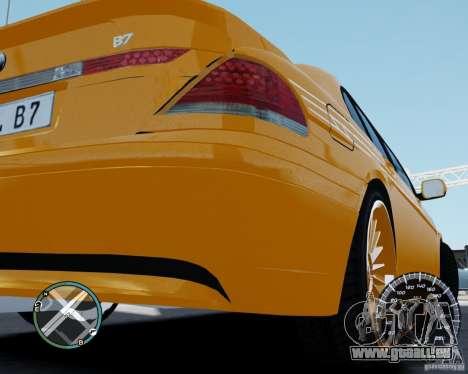 BMW Alpina B7 für GTA 4 rechte Ansicht