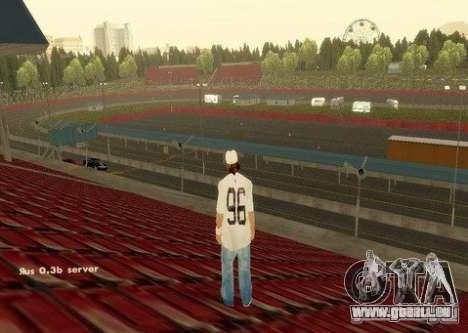 Nascar Rf für GTA San Andreas