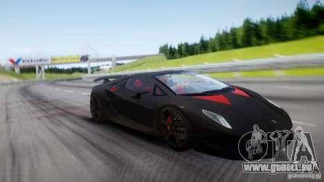 Lamborghini Sesto Elemento 2013 V2.0 pour GTA 4 est une gauche