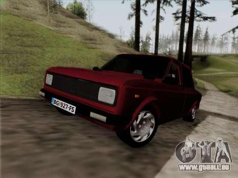 Zastava 128 pour GTA San Andreas