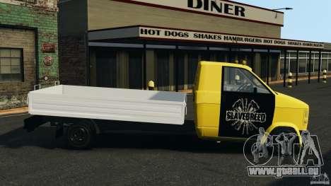 Chevrolet Yankee v1.0 [Beta] für GTA 4 linke Ansicht