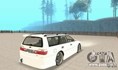 Nissan Stagea GTR pour GTA San Andreas vue de droite