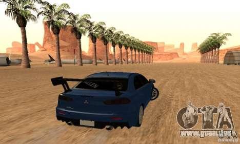 New Drift Zone für GTA San Andreas neunten Screenshot
