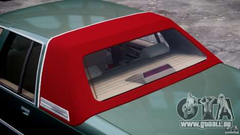 Buick Roadmaster Sedan 1996 v1.0 pour GTA 4