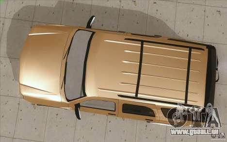 Cadillac Escalade 2004 für GTA San Andreas rechten Ansicht