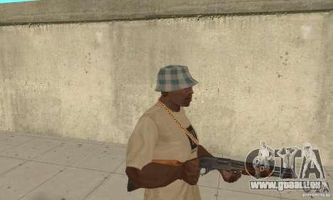 M870 für GTA San Andreas zweiten Screenshot