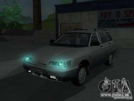 VAZ 21114 pour GTA San Andreas