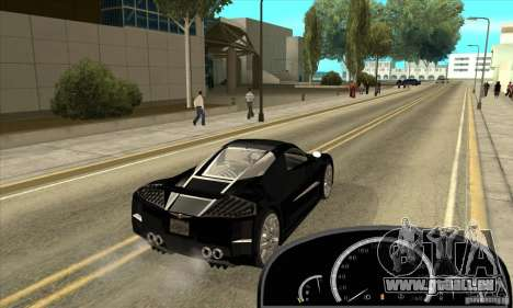 Empire of CJ v.3.8.0 für GTA San Andreas siebten Screenshot