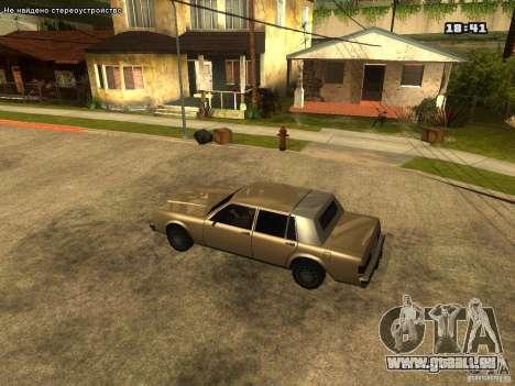 ENB pour ordinateurs portables pour GTA San Andreas