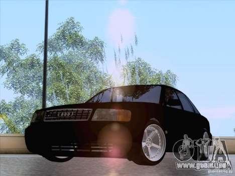 Audi 100 für GTA San Andreas rechten Ansicht