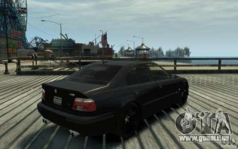 BMW M5 E39 für GTA 4 rechte Ansicht