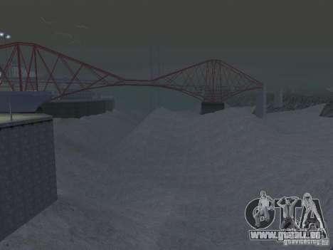 Sécheresse pour GTA San Andreas deuxième écran