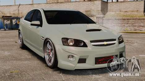 Chevrolet Lumina 2009 Mr. Bolleck Edition pour GTA 4