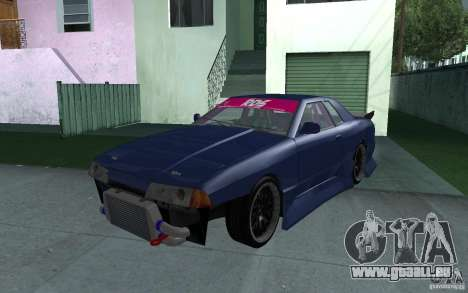 Elegy MS R32 pour GTA San Andreas vue de côté