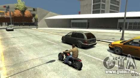 The Lost and Damned Bikes Revenant pour GTA 4 est un droit