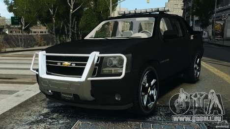 Chevrolet Avalanche 2007 [ELS] für GTA 4