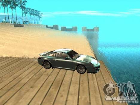 Porsche 997 GT3 RS pour GTA San Andreas