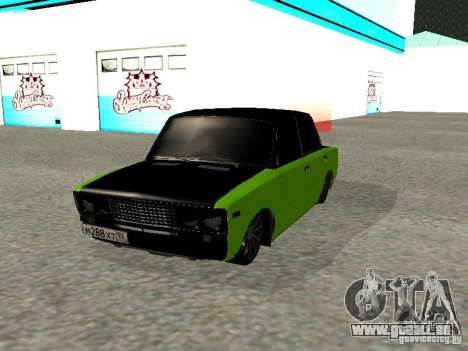 VAZ 2106 HUlK für GTA San Andreas