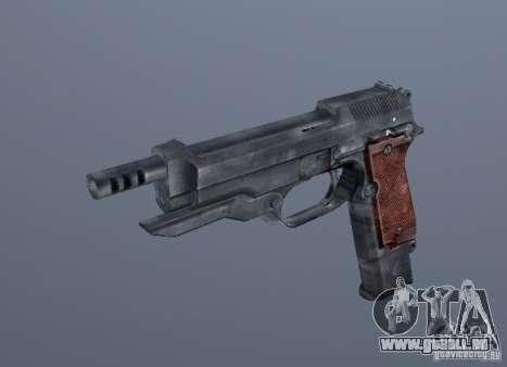Grims weapon pack2 pour GTA San Andreas quatrième écran
