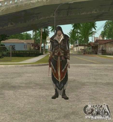 Assassins skins pour GTA San Andreas dixième écran