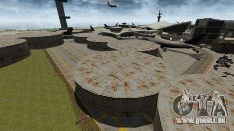 Dérive-GTA IV pour GTA 4 secondes d'écran