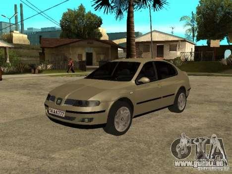 Seat Toledo 1.9 1999 für GTA San Andreas