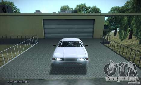 ENBSeries v5.0 Baby Blue für GTA San Andreas zweiten Screenshot