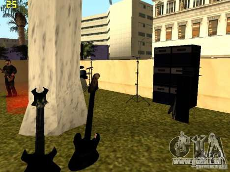 La bande de Gaza pour GTA San Andreas huitième écran