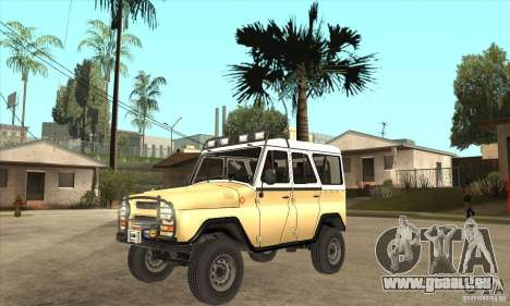 UAZ 31514 pour GTA San Andreas