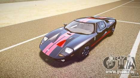 Ford GT1000 2006 Hennessey [EPM] STREET BURNING für GTA 4