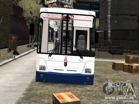 NefAZ-5299 10-15 für GTA 4 Seitenansicht