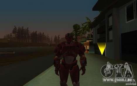 Sektor für GTA San Andreas
