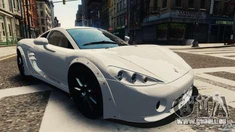 Ascari KZ1 v1.0 pour GTA 4