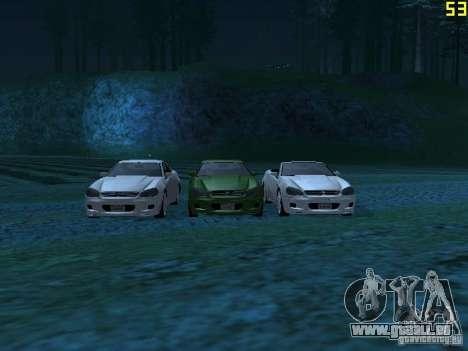 GTA IV Feltzer pour GTA San Andreas laissé vue