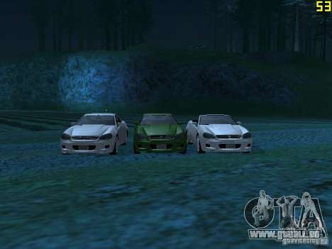 GTA IV Feltzer für GTA San Andreas linke Ansicht