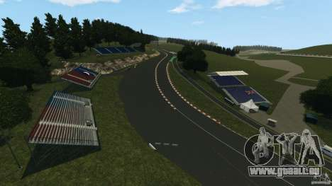 SPA Francorchamps [Beta] für GTA 4 weiter Screenshot