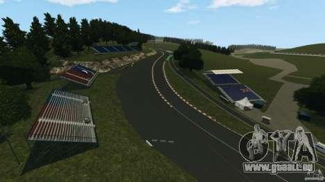 SPA Francorchamps [Beta] für GTA 4 weiter Screenshot