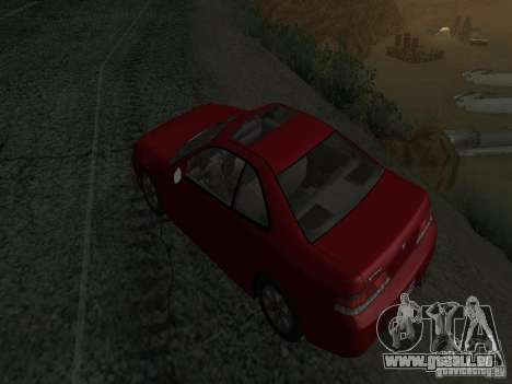 Honda Prelude Sport pour GTA San Andreas vue de côté