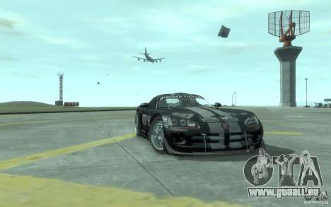 Dodge Viper Competition Coupe pour GTA 4