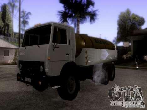 KAMAZ 53212 Milch tanker für GTA San Andreas