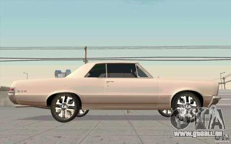 SPC Wheel Pack für GTA San Andreas zehnten Screenshot